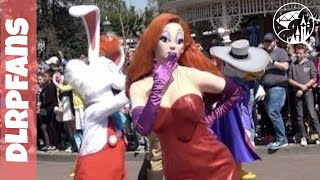 Most Disney Characters ever in a Parade at Disneyland Paris 25th Grand Cavalcade in 4K