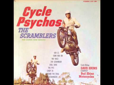 The Scramblers - Around the Oval