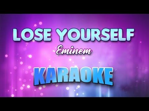Eminem - Lose Yourself (Karaoke version with Lyrics)