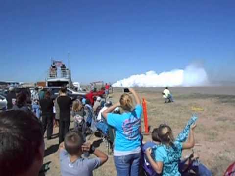 Midland Airshow 2014: Jet-engine Truck