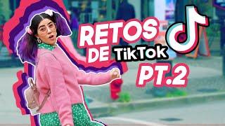 CUMPLIENDO RETOS DE TIKTOK PT 2 | LOS POLINESIOS RETO