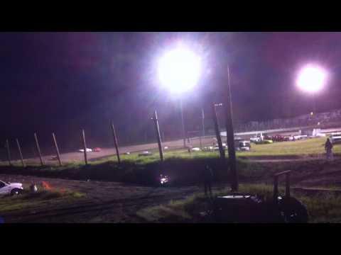 Southern Oregon Speedway, SS. Jorddon Braaten 84 - Heat Race 2 (4-28-12)
