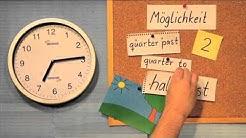 Englisch Nachhilfe: Die englische Uhrzeit