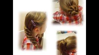 Trzy pomysly na szybkie i efektowne fryzury do szkoly   Fryzury Dziewczęce ♡