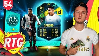 ROBIMY SANDRO MOMENTS [#54 | FIFA 20 ULTIMATE TEAM