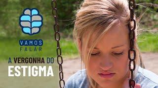 Não deixe que o estigma o/a impeça de pedir ajuda.