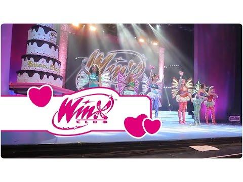 Winx Club Musical Show - Teatro della Luna - Milano