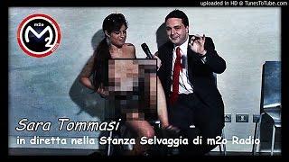 L'assurda telefonata in diretta di Sara Tommasi su m2o con Selvaggia Lucarelli e Fabio De Vivo