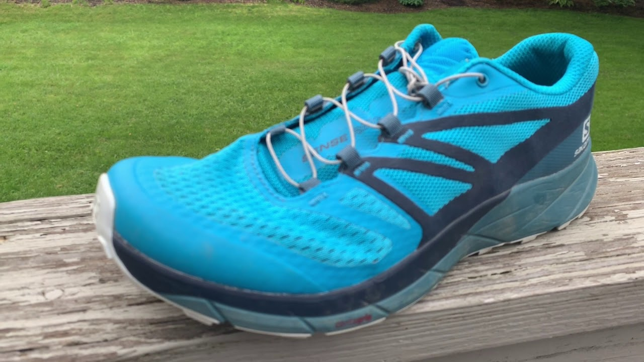 SALOMON SENSE RIDE 2 REVIEW | The Ginger Runner