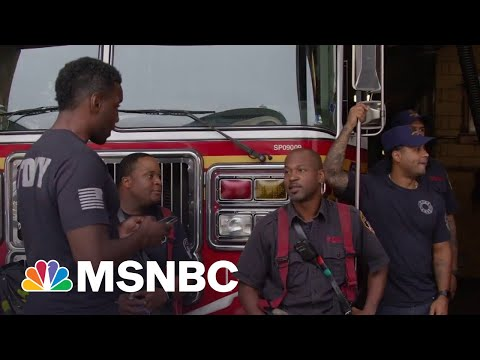 Remembering The Legacy Of The 12 Black Firefighters Who Died On 9/11