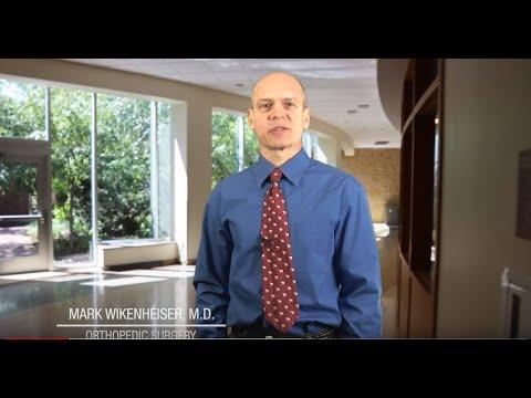 Mark Wikenheiser, M.D., Orthopedic Surgery, Mayo Clinic Health System #Orthopedicsurgery