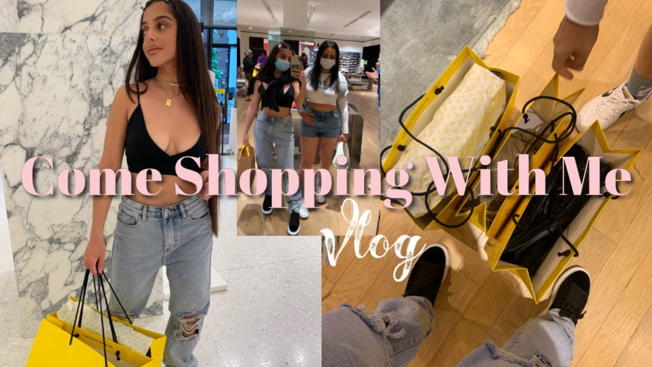 VLOG 42: SHOPPING AT SELFRIDGES, DAY OUT WITH MY FRIENDS & ZARA HAUL WITH MY SISTERS