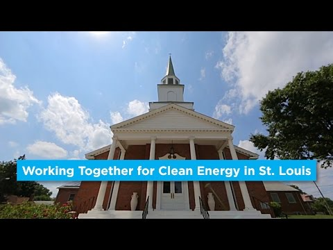 Working Together for Clean Energy in St. Louis