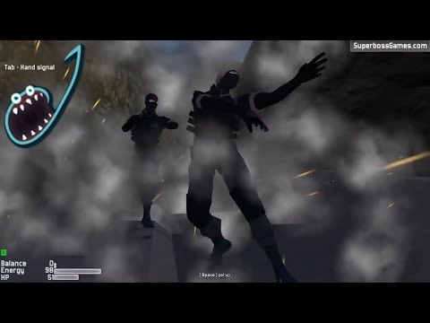Jerma Streams - Intruder [with Criken and friends]