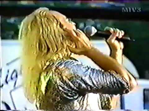 David Lee Roth – Slam Dunk Tour 1999 (Live in Finland) + Interview