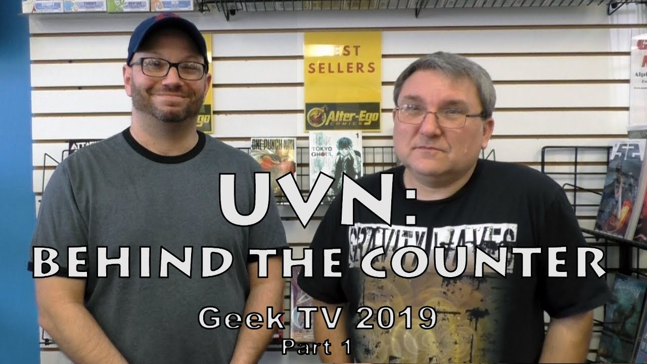UVN: Behind the Counter 453