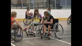 November 20th - Wheelchair Basketball to celebrate National Sports Day