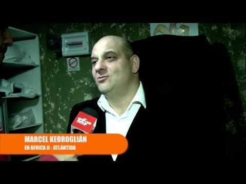 MARCEL KEOROGLIAN EN AFRICA II - FREE TIME VTV
