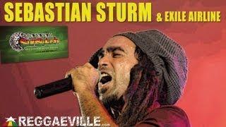 Sebastian Sturm & Exile Airline - Since I Throw The Comb Away @Rototom Sunsplash 2013 [August 20th]