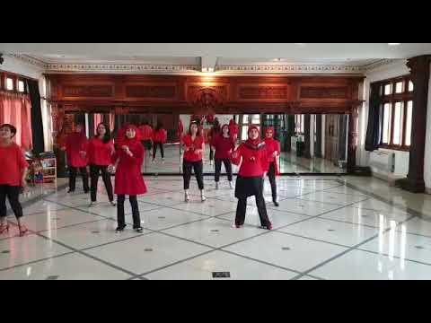 Meraih Bintang Line Dance by Tutuk ULD DKI