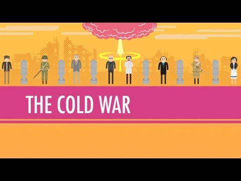 USA vs USSR Fight! The Cold War: Crash Course World History 39