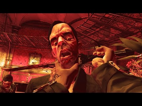 DISHONORED Brutal Kills High Chaos - The golden caT (House of Pleasure)