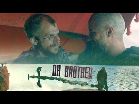 (Vikings) Ragnar & Floki || Oh Brother