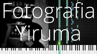 🎹 [Piano Solo] Fotografia, Yiruma, Synthesia Piano Tutorial