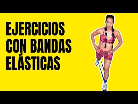 Ejercicios Con Banda Elástica Para Tren Inferior | Ser Fitness 💪