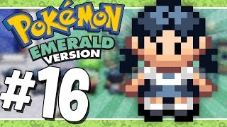 Pokémon Emerald Grass Run | Battle Tent Slateport Site - 16 (Game Boy Advance & Search u2013 Gameplay Pokémon Emerald HD u2013 Videoland