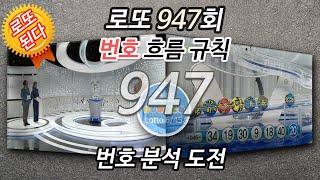 로또947회 당첨 예상…