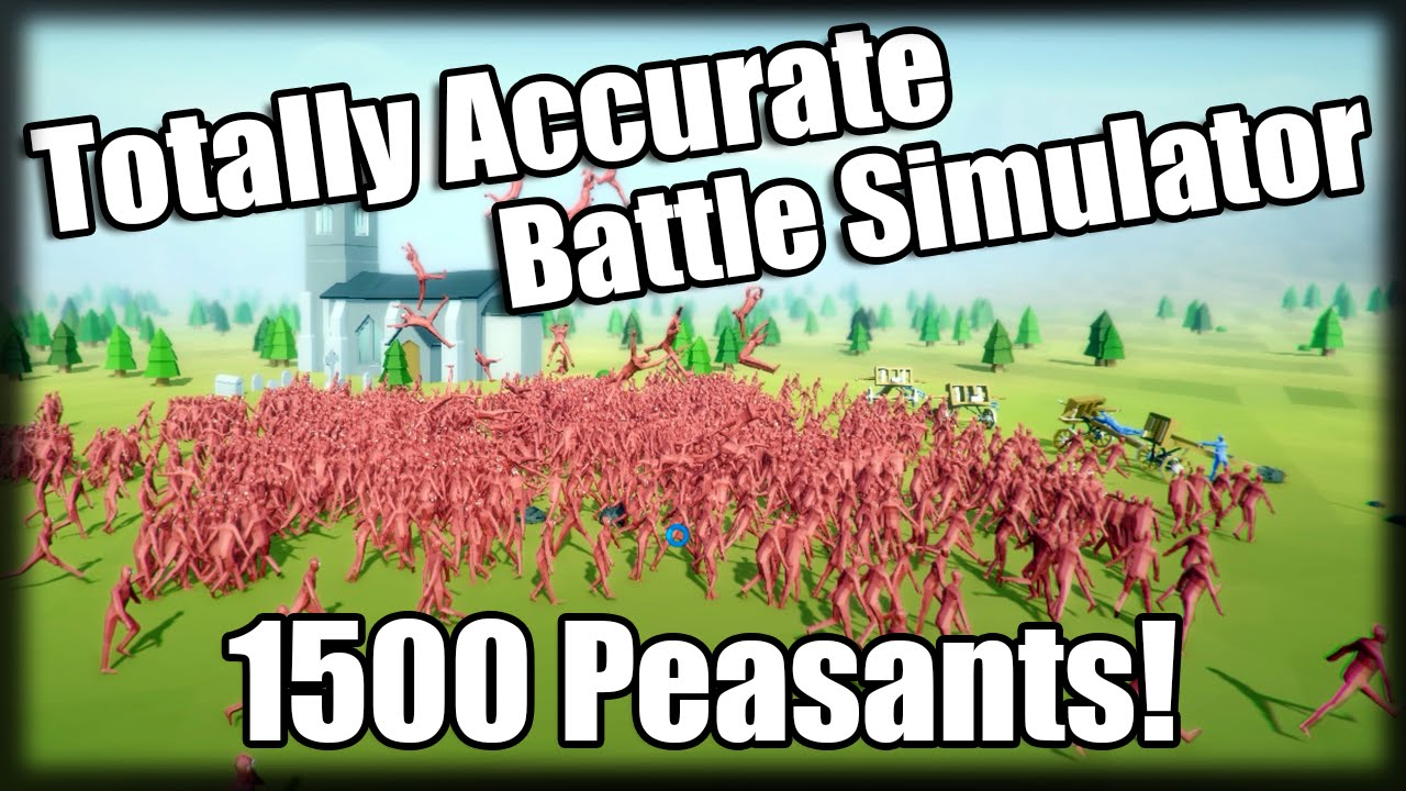 how to get totally accurate battle simulator 2017