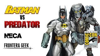 NECA Batman VS Predator SDCC 2019 Pack - Review en Español