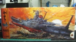 On The Bench And A Space Battleship Yamato Build Update