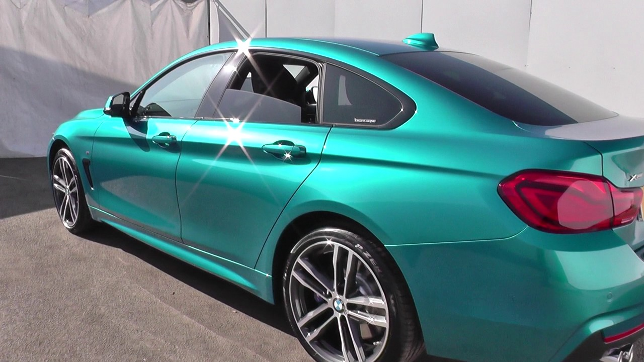 bmw 4 series gran coupe f36 435d xdrive m sport gran. Black Bedroom Furniture Sets. Home Design Ideas