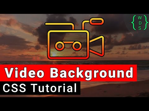 Responsive Video Background Tutorial