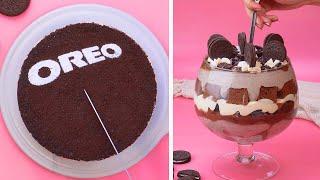 The Best Oreo Chocolate Cake Hacks | Easy And Tasty Cake Decorating Ideas | So Yummy Cake