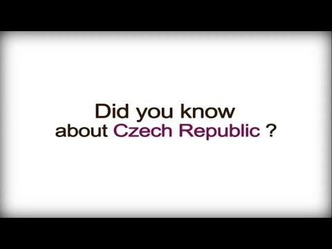 Did you know? - The Czech Republic - Czech Business Culture video