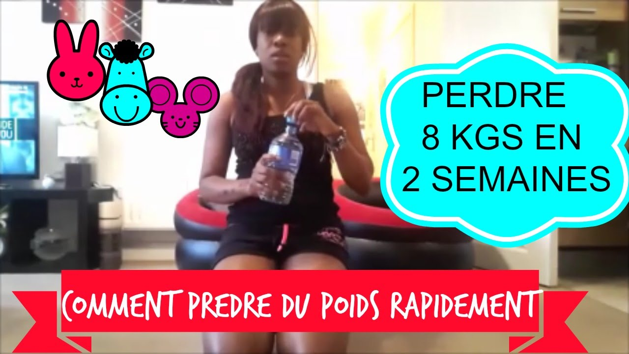 perdre du poids rapidement perdre 8 kgs en 2 semaines youtube. Black Bedroom Furniture Sets. Home Design Ideas