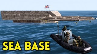SEA BASE - ARMA 3 Exile Part 83