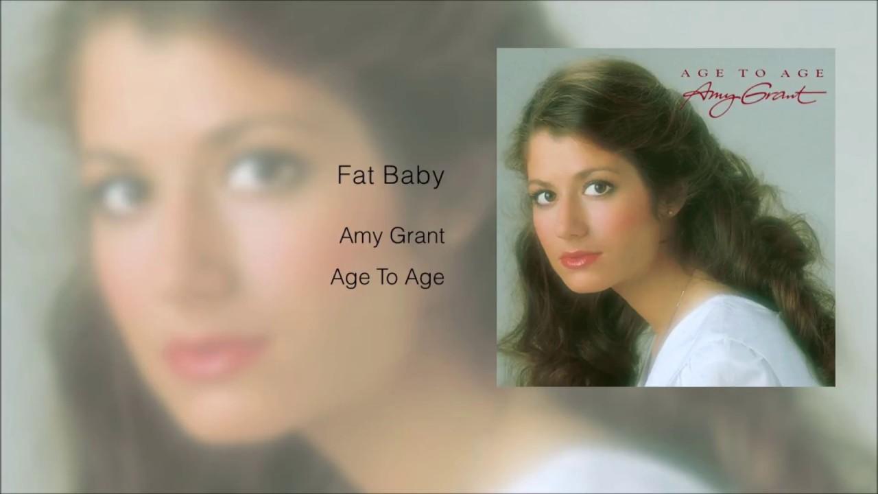 Fat Baby - Amy Grant (Lyrics) - YouTube