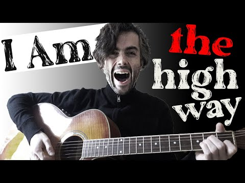 Audioslave - I Am The Highway | Theo Nt | Vocal Cover