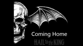 Avenged Sevenfold - Coming Home (Instrumental)