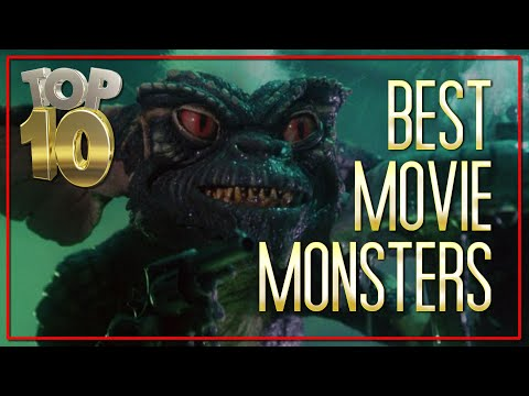 Best Horror Movie Monsters (Top 10) - Horror Movie Monster Were Better In The 80s!