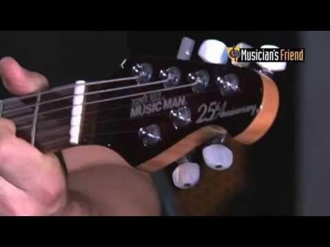 Brian Ball on Music Man Guitars