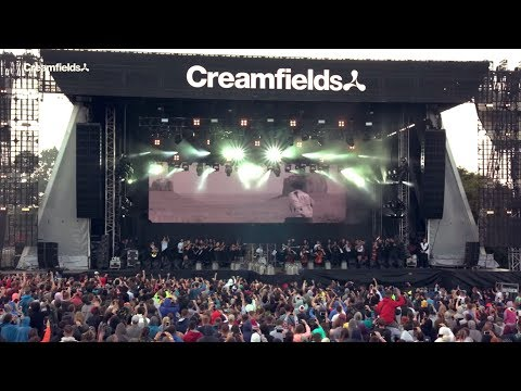 Kaleidoscope Orchestra - Tribute to Avicii Creamfields 2018