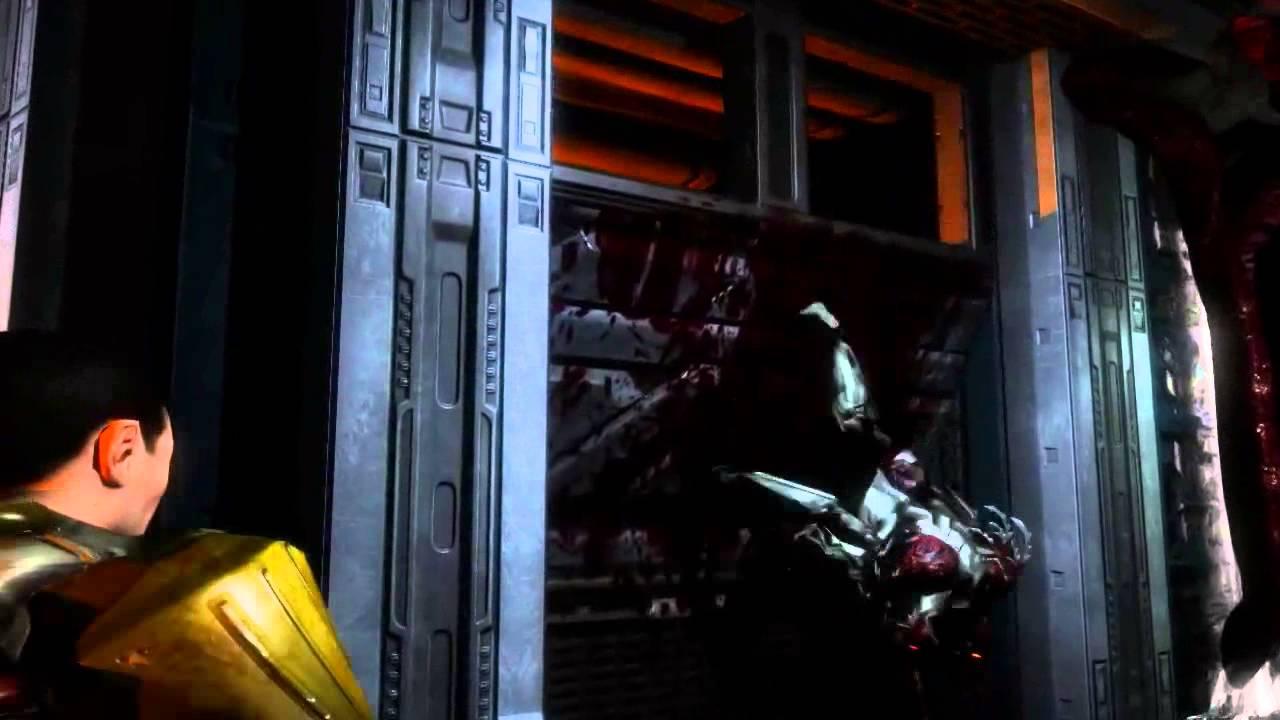 Download Doom 3 - 05 - Alpha Labs - Sector 1 - (Sikkmod 1.2, HD Textures Wulfen 1 y 2) Español