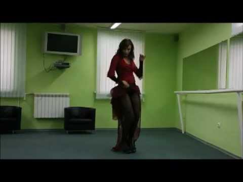 Видео урок стриптиз