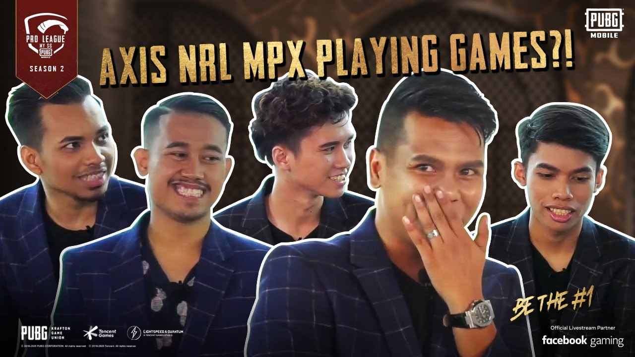 PMPL MY/SG Season 2 Fun Games: Episode 5 (AXIS NRL MPX)