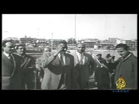 شاهد مدى حقد عبد الناصر على الرئيس محمد نجيب .
